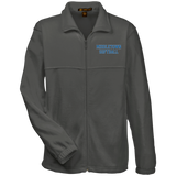 Men's Full-Zip Fleece - Middletown Softball - Block Logo