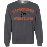 Crewneck Sweatshirt - Cambridge Wrestling