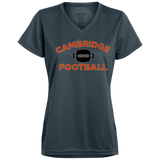 Women's Moisture Wicking T-Shirt - Cambridge Football