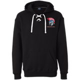 Sport Lace Hooded Sweatshirt - Goshen Wrestling