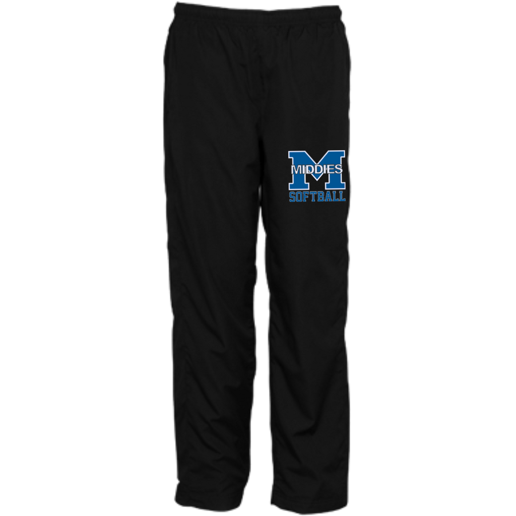 Youth Wind Pants - Middletown Softball