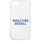 iPhone 6 Case - Middletown Baseball