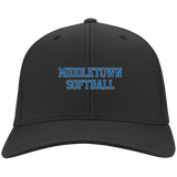 Twill Hat - Middletown Softball - Block Logo