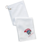 Golf Towel - Goshen Volleyball