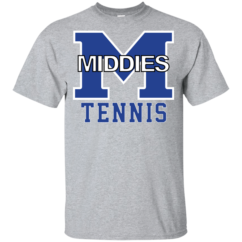 Youth Cotton T-Shirt - Middletown Tennis