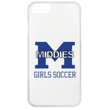 iPhone 6 Case - Middletown Middie Girls Soccer