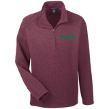 Men's 1/2 Zip Sweater Fleece