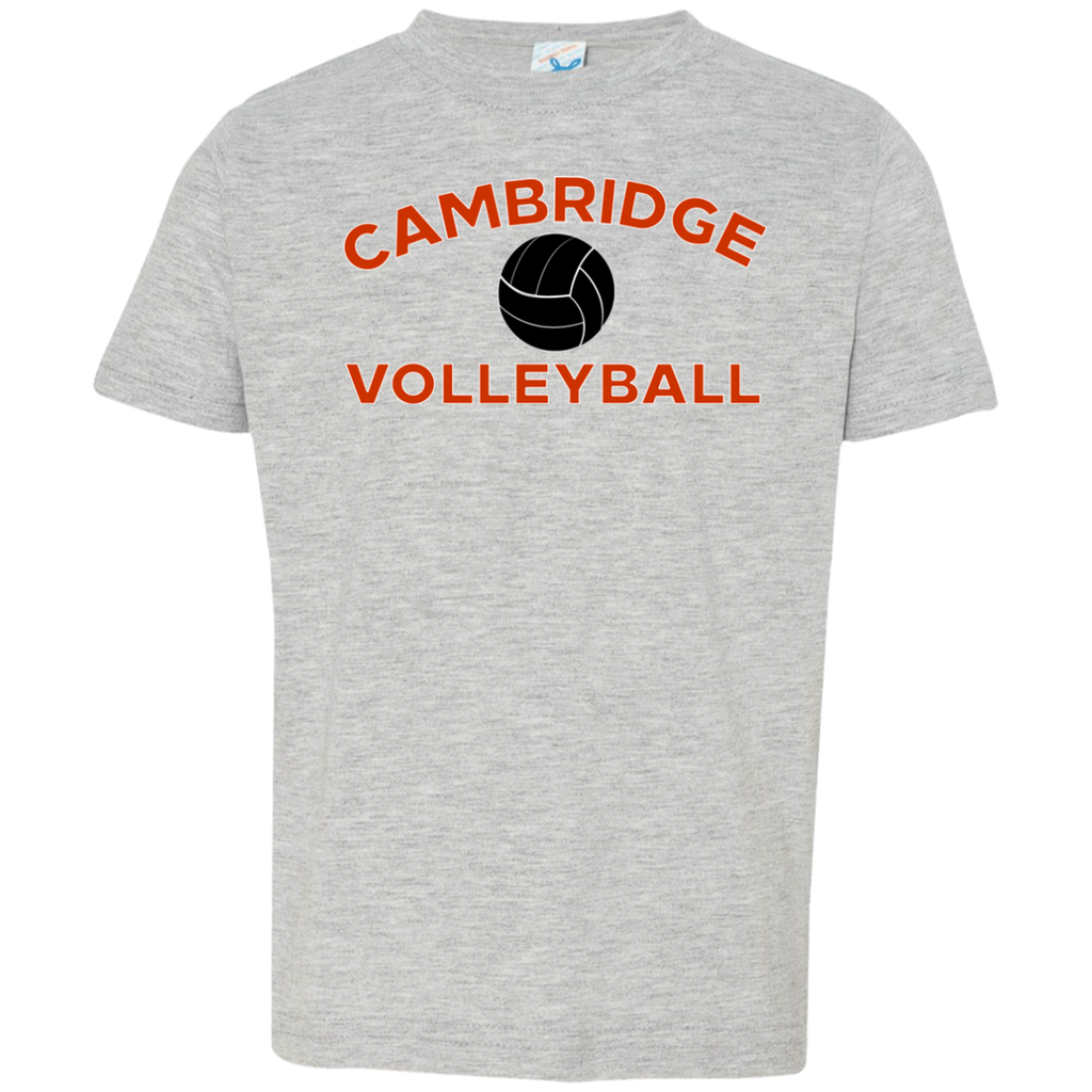 Toddler T-Shirt - Cambridge Volleyball