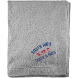 Sweatshirt Blanket - South Glens Falls Track & Field