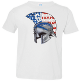 Toddler T-Shirt - Goshen American Flag