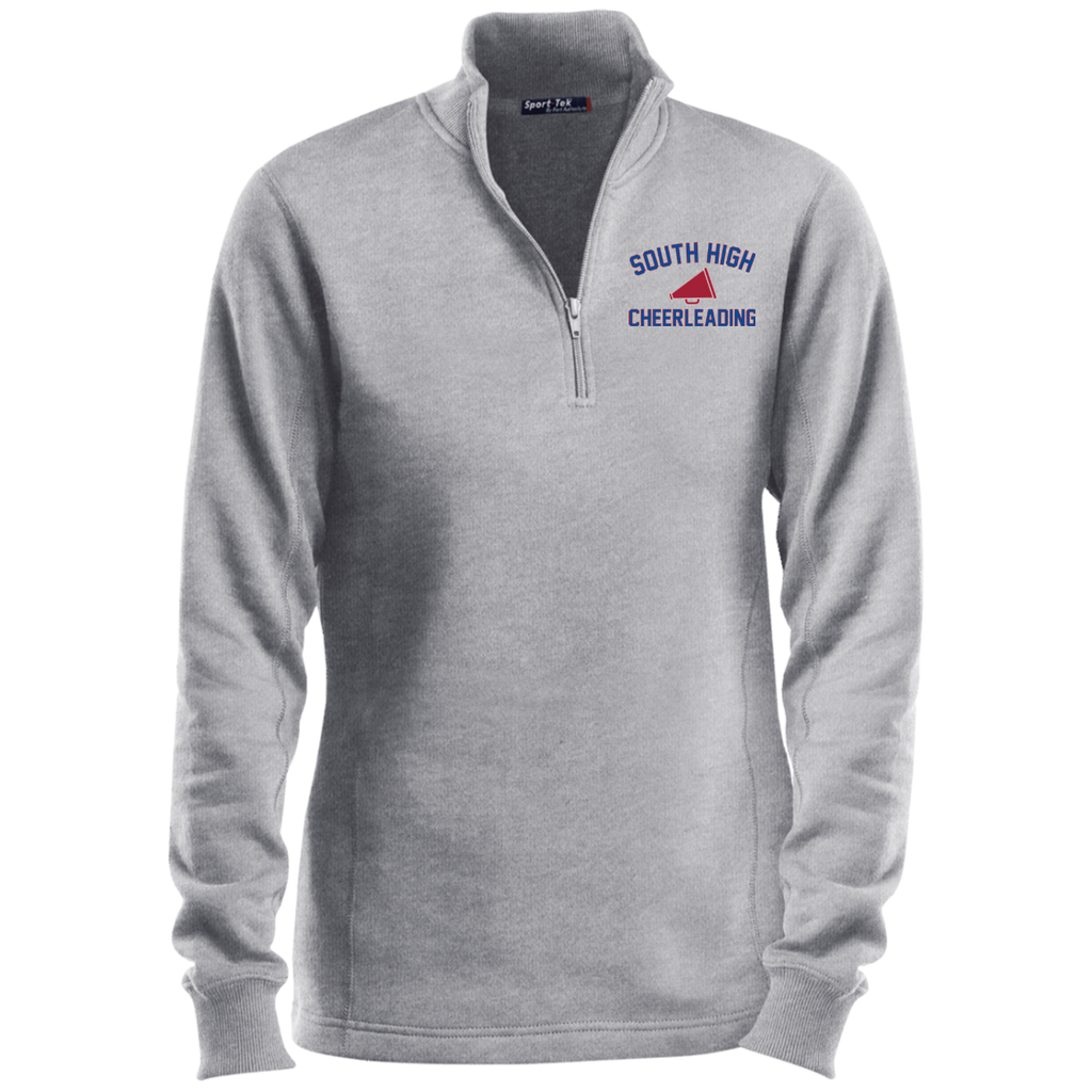 Women's Quarter Zip Sweatshirt - South Glens Falls Cheerleading