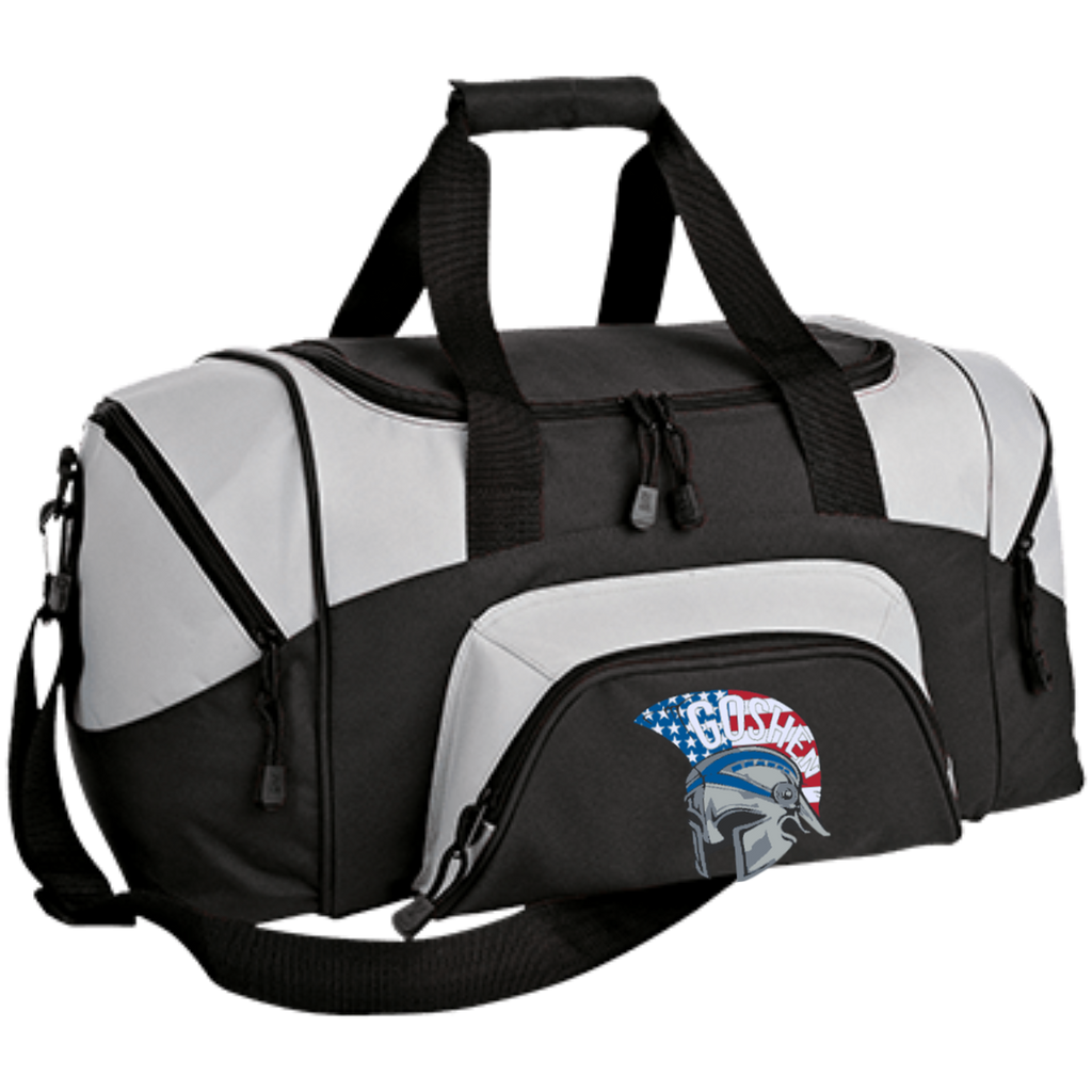Small Duffel Bag - Goshen American Flag