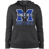 Women's Hooded Sweatshirt - Middletown Softball
