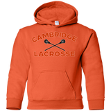 Youth Hooded Sweatshirt - Cambridge Lacrosse