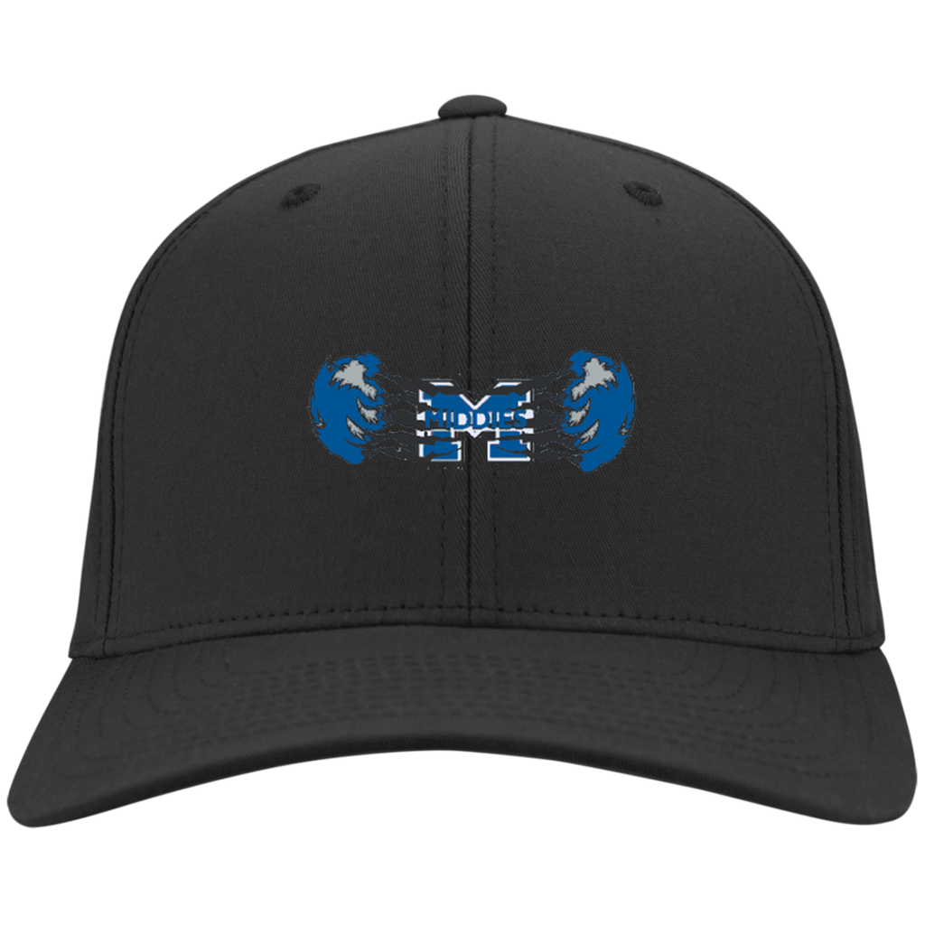 Twill Hat - Middletown Unified Basketball
