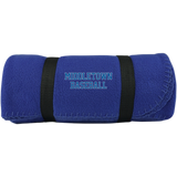Small Fleece Blanket - Middletown Baseball