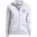 Women's Full-Zip Hooded Sweatshirt - South Glens Falls Soccer