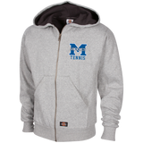 Thermal Fleece Hooded Sweatshirt - Middletown Tennis
