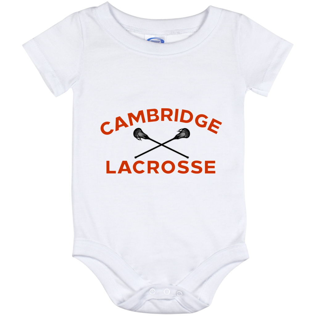 Baby Onesie 12 Month - Cambridge Lacrosse