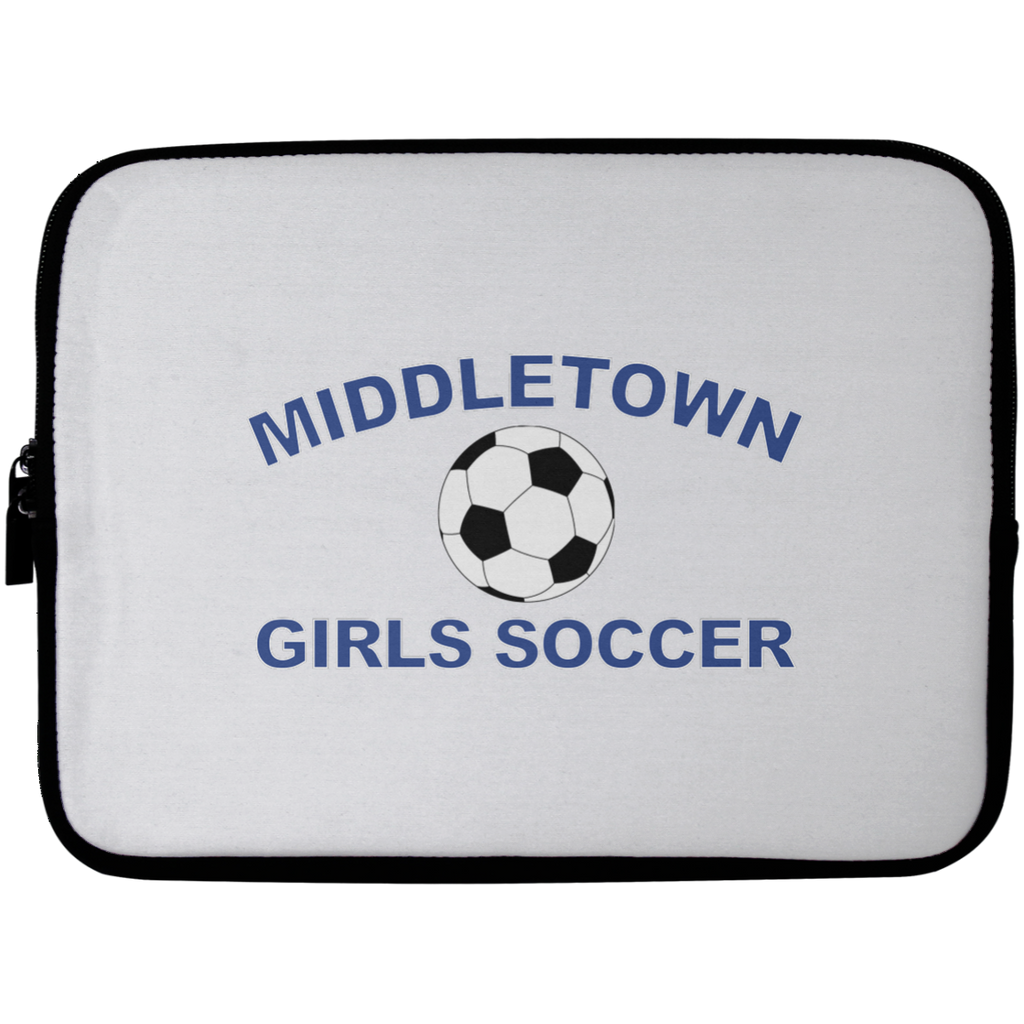 Laptop Sleeve - 10 inch - Middletown Girls Soccer