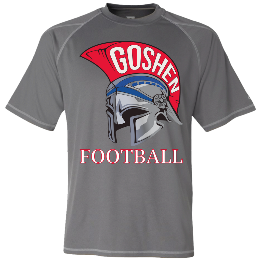 Champion Dri-Fit T-Shirt - Goshen Football