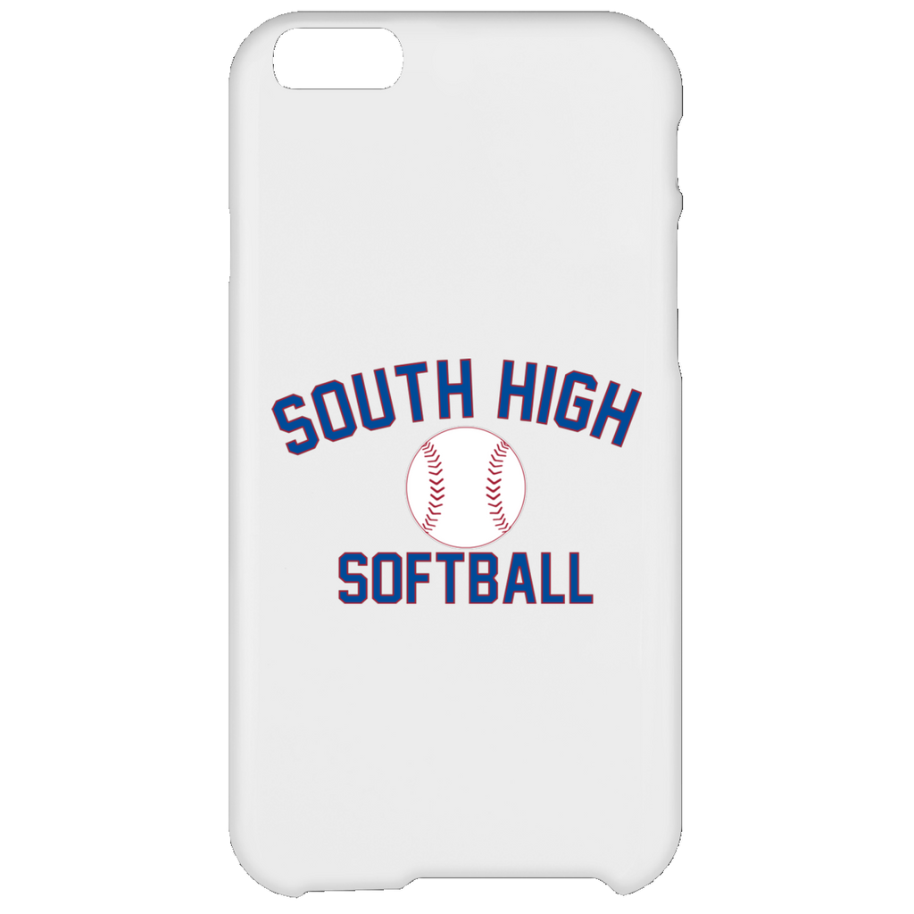 iPhone 6 Plus Case - South Glens Falls Softball