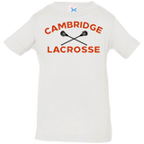 Infant T-Shirt - Cambridge Lacrosse