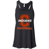 Women's Racerback Tank Top - Cambridge Football - C Logo