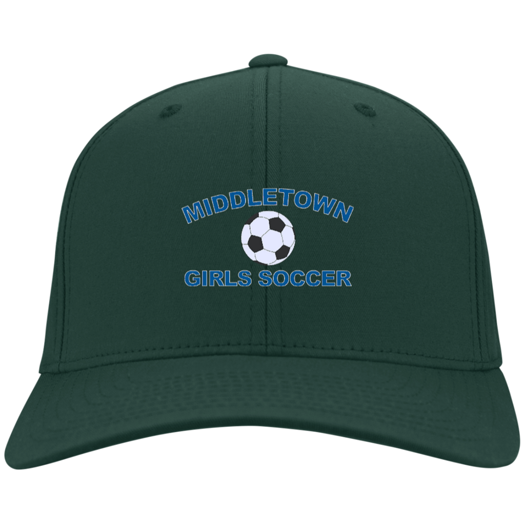 Youth Dri Zone Nylon Hat - Middletown Girls Soccer
