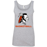 Women's Tank Top - Cambridge Basketball - Indian Logo