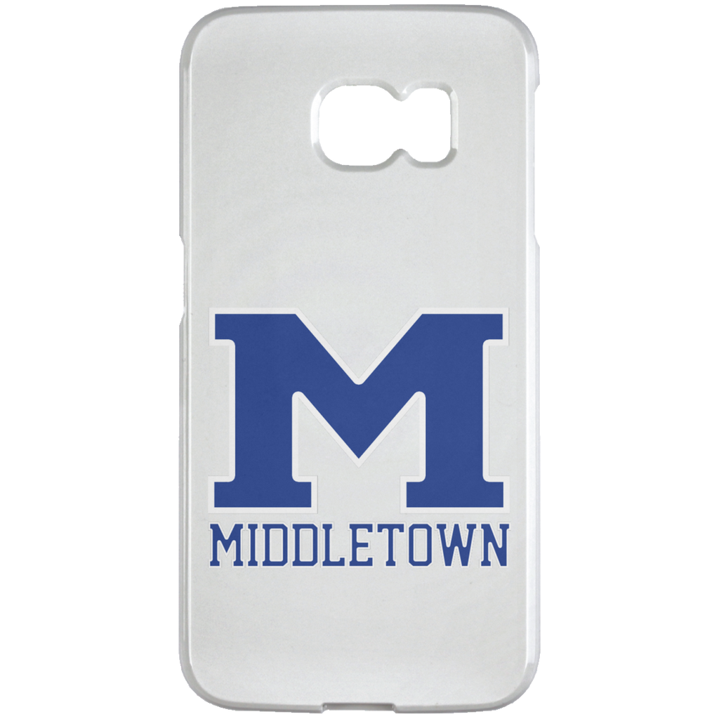 "Samsung Galaxy S6 Edge Case - Middletown ""M"""