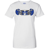 Women's Cotton T-Shirt - Middletown Unified Basketball