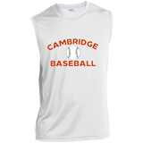 Sleeveless Performance T-Shirt - Cambridge Baseball