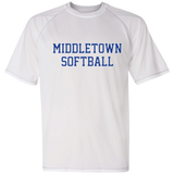 Champion Dri-Fit T-Shirt - Middletown Softball - Block Logo