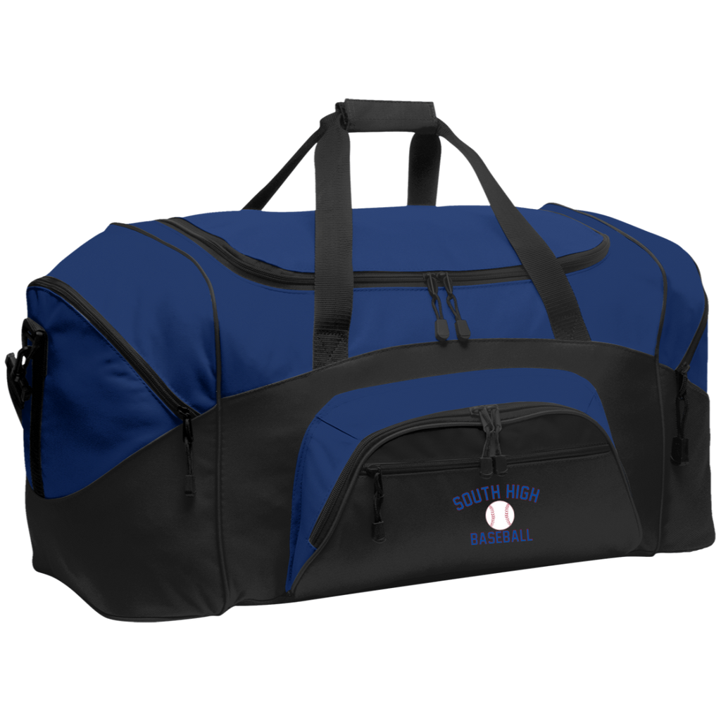 Large Duffel Bag - South Glens Falls Baseball