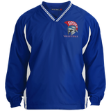 Colorblock V-Neck Pullover - Goshen Volleyball
