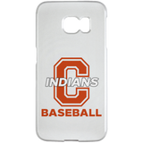 Samsung Galaxy S6 Edge Case - Cambridge Baseball - C Logo