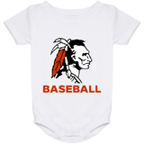Baby Onesie 24 Month - Cambridge Baseball - Indian Logo