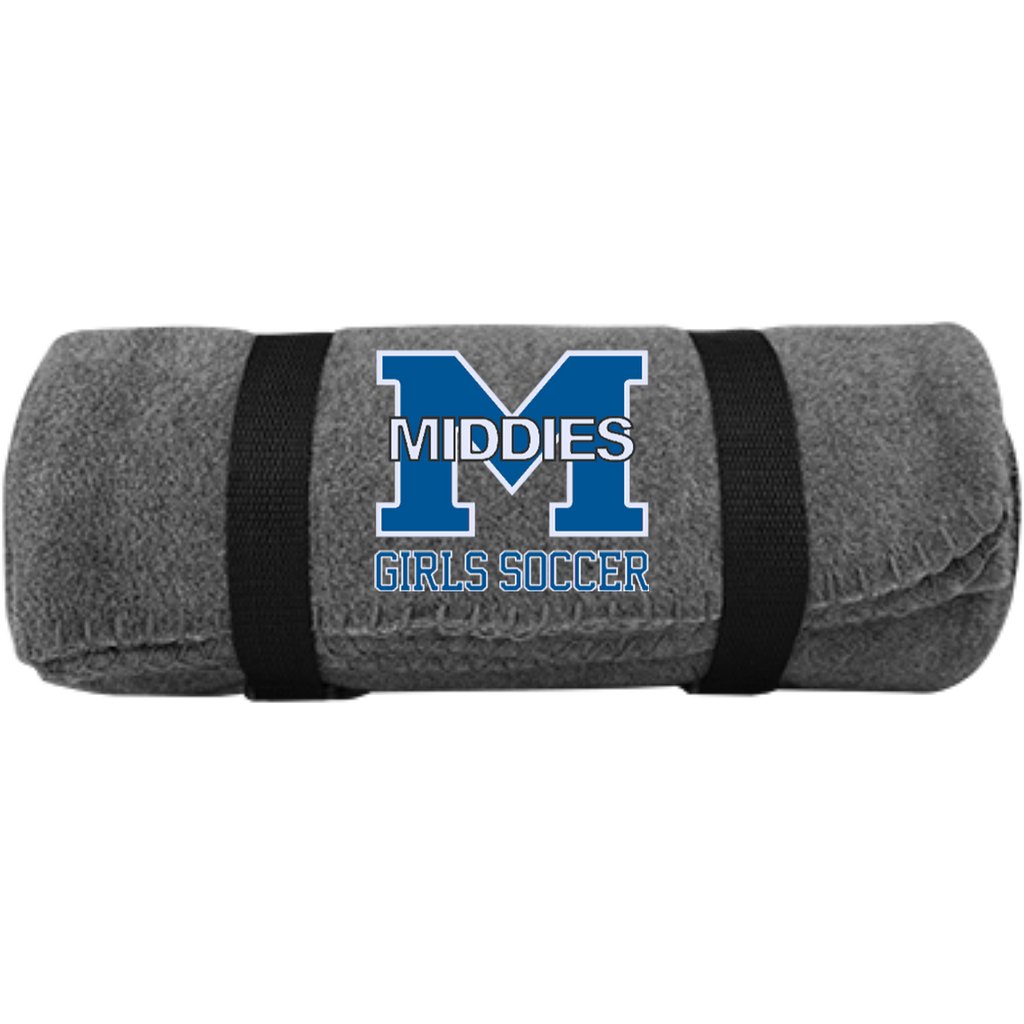 Small Fleece Blanket - Middletown Middie Girls Soccer