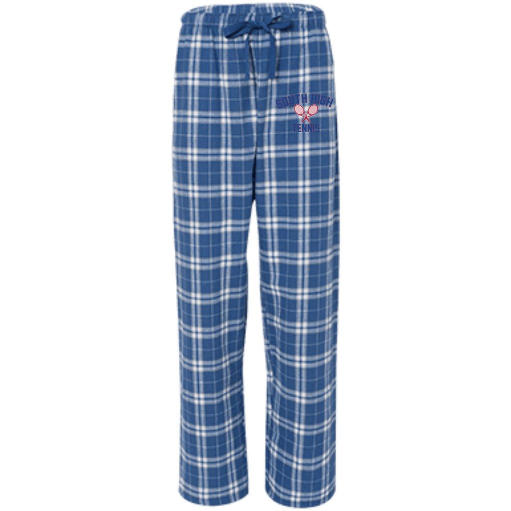 Youth Flannel Pants - South Glens Falls Tennis
