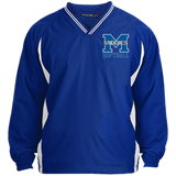 Youth Colorblock V-Neck Pullover - Middletown Softball