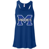 Women's Racerback Tank Top - Middletown Middies