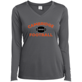 Women's Moisture Wicking Long Sleeve T-Shirt - Cambridge Football