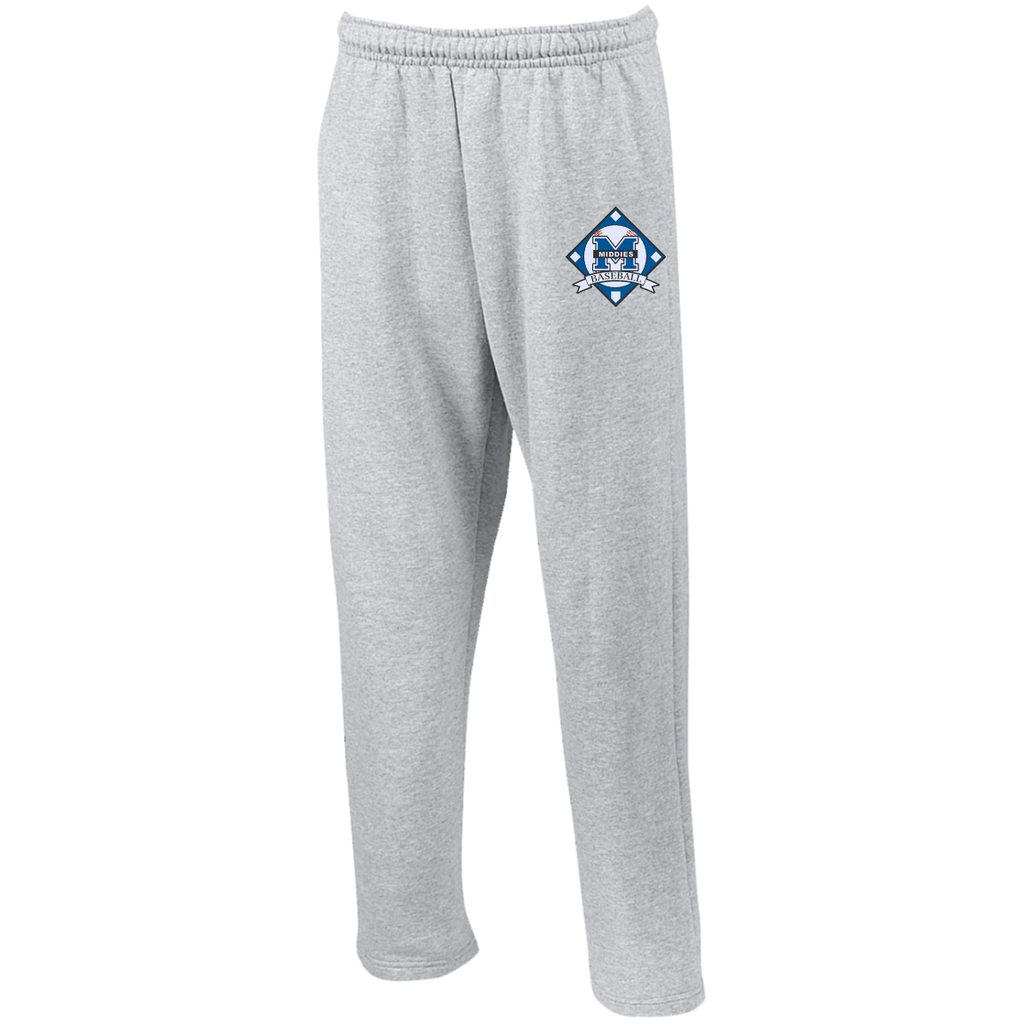 Men's Sweatpants - Middletown Baseball - Diamond Logo