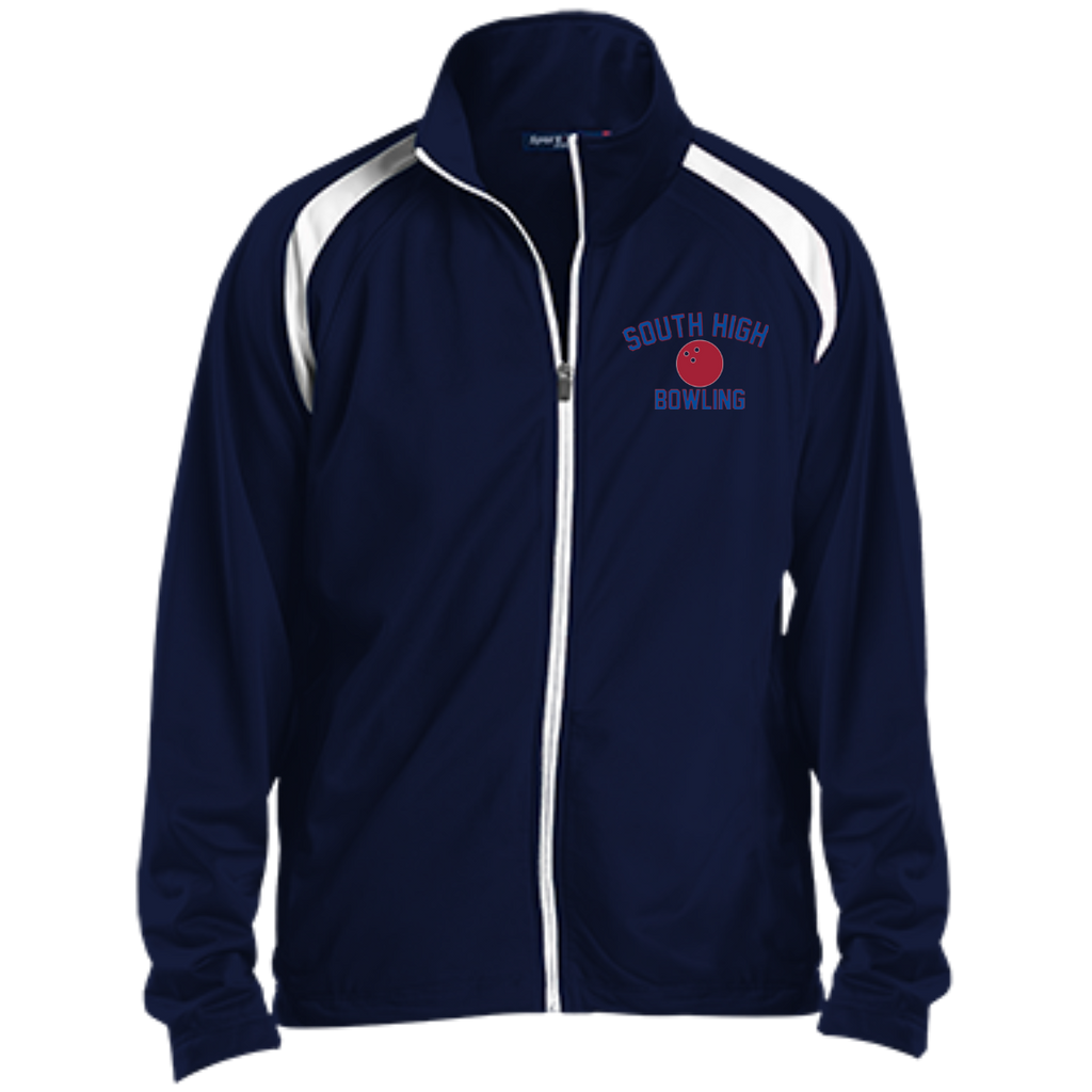 Youth Windbreaker - South Glens Falls Bowling