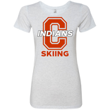 Women's Premium T-Shirt - Cambridge Skiing - C Logo