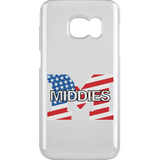 Samsung Galaxy S6 Clip - Middletown American Flag