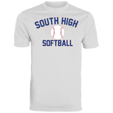 Men's Moisture Wicking T-Shirt - South Glens Falls Softball