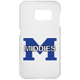 Samsung Galaxy S7 Phone Case - Middletown Middies