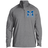 Men's Performance Quarter Zip Sweatshirt - Middletown Middie Girls Soccer